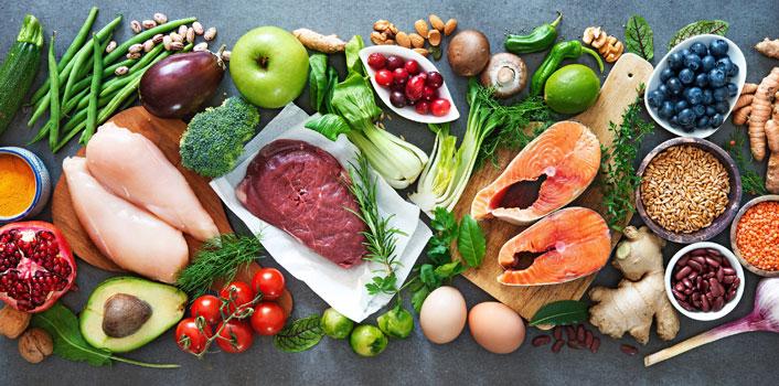 Guide sur l'alimentation